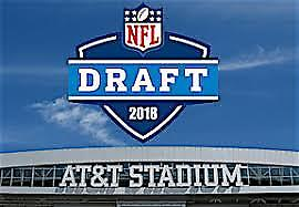 NFL-Draft-2018- Reserved tickets for all 3 days or Individual days