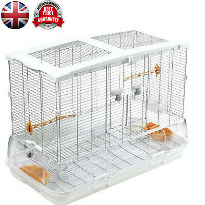 Large Aviary Bird Cage Hagen Vision L01 Spacious Home Deep Base
