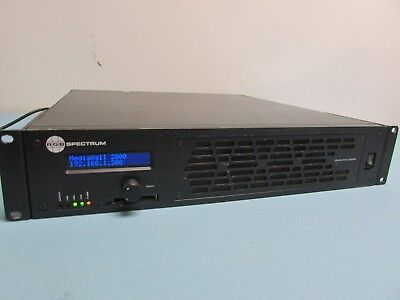 RGB Spectrum MediaWall 2000 (B5A) Recently Retired. Condition Good. Pre-Owned.