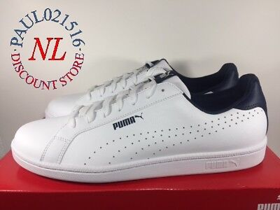 PUMA MEN S SNEAKERS Smash Perf C Shoes ~ White ~ Size 12 -  39.99 ... 51c788e08