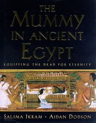 Mummy in Ancient Egypt: Equipping the Dead for Eternity-ExLibrary