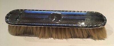Sterling Silver Mounted Dressing Table Brush. Hallmarked 1924