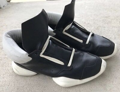 Rick Owens X Adidas 1st Collection Spring Summer 2014 Vicious Collection Runner