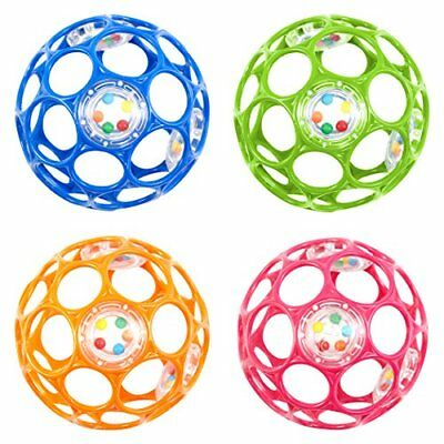 Oball 4-inch Infant  Rattle