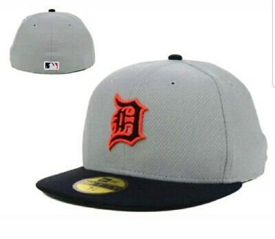 NWT MLB Detroit Tigers New ERA Diamond BP Batting Practice 59Fifty Cap Hat  8 GD 6ce4a1ad1bf0