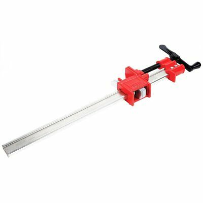 """BESSEY 48"""" Heavy-Duty IBeam Bar Clamp for Woodworking"""