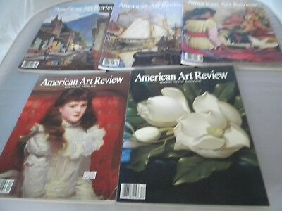 5  1999 Issues AMERICAN ART REVIEW Magazine