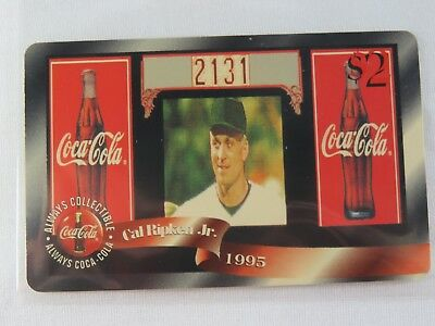 1996 Coca-Cola Sprint  Phone Card #  5 Score Board NEW $2 Issued: 4/96