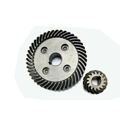 1pc 78mm Spiral Bevel Gear 26.5mm Pinion Set for Hitach 180 Angle Grinder New