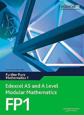 Edexcel AS and A Level Modular Math Further Pure Mathematics 1 FP1 Read on PC/Ph