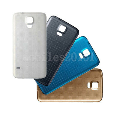 For Samsung Galaxy S5 Genuine Original Battery Back Cover Door Multiple colors