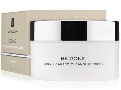 Be Gone Temple Spa Sensitive Skin Cleanser Cream New In Box Rrp £21