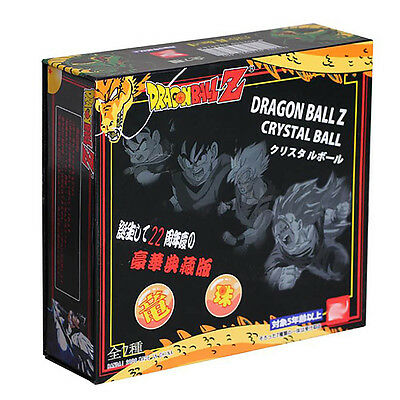 7 Pieces 3.5CM Japan Anime Dragon Ball Z Star Crystal Balls Packed In Gift Box