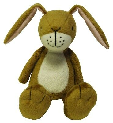 Guess How Much I Love You Nutbrown Hare Beanie Rattle