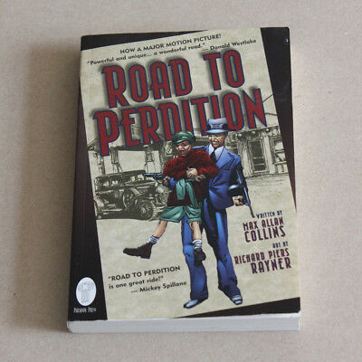 Road to Perdition, Collins and  Rayner, Paradox Press Graphic Novel Comic Book