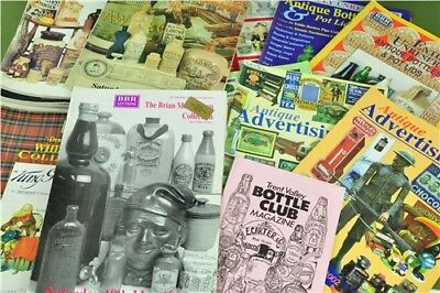 x29 Vintage Auction magazines | Various types and years -  great for collectors