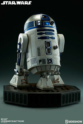 Star Wars R2-D2 Legendary Scale 1/2 Figure Statue SIDESHOW TOYS
