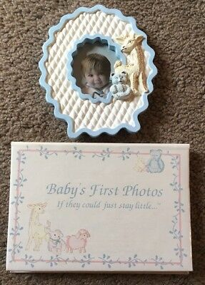 Baby First Photos And Picture Frame
