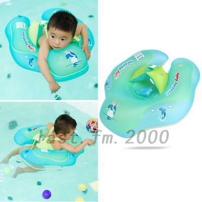 1* Baby Swimming Ring Inflatable Infant Armpit Floating Kids Swim Pool Save Rin