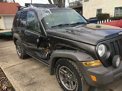2005 Jeep Renegade Trail / off road Parts or Repairable 4WD Renegade
