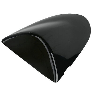 Motorcycle Rear Seat Cover Cowl For KAWASAKI Ninja ZX-10R ZX10R 2006-2007 Black