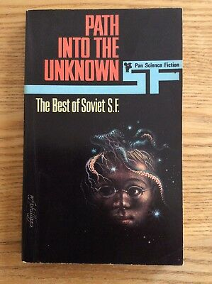PATH INTO THE UNKNOWN. The Best of Soviet SF. Vintage Pan paperback