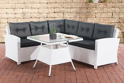 rattan gartenm bel sitzgruppe essgruppe garten ecksofa lounge set outdoor m bel eur 797 90. Black Bedroom Furniture Sets. Home Design Ideas