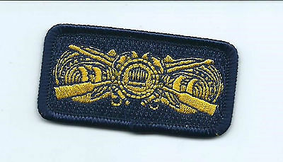 United States Coast Guard USCG patch 1-1/4 X 2-1/2 boat force