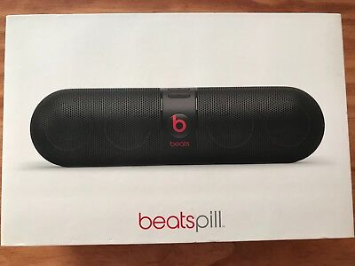 Genuine Beats Pill 2.0 By Dr Dre Bluetooth Speaker With Charge-out (Black)