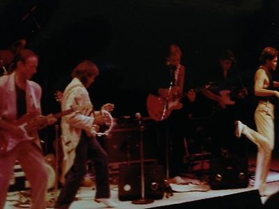 MONKEES  Original Real Photo 1989 July 30 New York Davy Peter Micky dancing