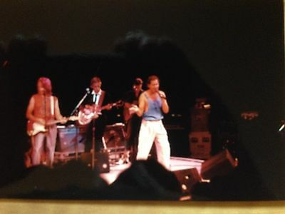 MONKEES Original Real Photo 1989 July 29 Philadelphia Micky Dolenz & Peter