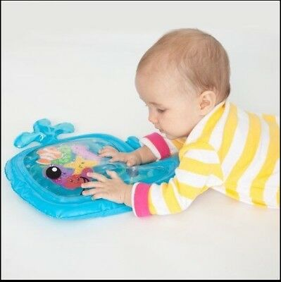 infant baby child  Pat and Play Water Mat