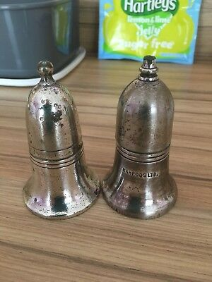 Harrods Salt & Pepper Pot