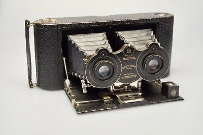 Stereo Kodak model 1 with Ball Bering Shutter, Very rare!! Made from1919 to 1925