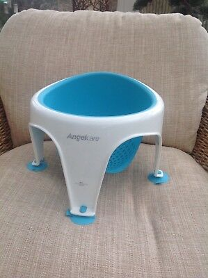 Angelcare Soft Touch Bath Seat Blue