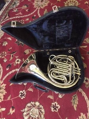 Holton Farkas H-179 Silver Double French Horn
