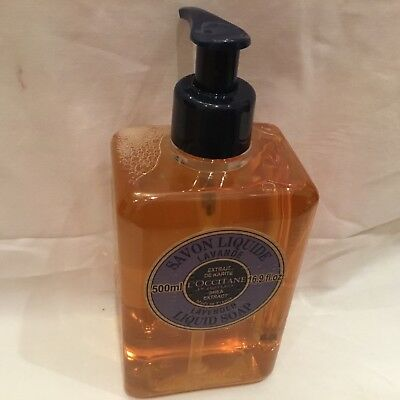L'Occitane Lavender Liquid Soap - 500ml