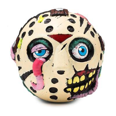 Official Jason Voorhees Madballs Foam Horrorball (Stressball) By Kidrobot [New]