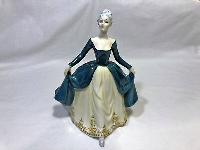 "Vintage Royal Doulton Figurine HN2709 ""Regal Lady"" 1974 - Mint Condition"