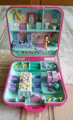 polly pocket mini party eur 5 00 picclick de. Black Bedroom Furniture Sets. Home Design Ideas