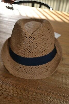 Country Road  TRILBY Boy Hat Size Small Fits Age 1-3 New With Tags