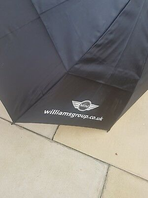 Genuine  BMW Mini Golfsport Umbrella Golf brand new the one thats up is my one