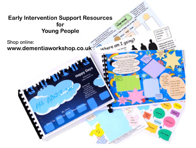 All About Me Young People / Carers Response Book - School Support: Intermediate