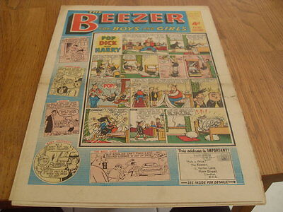The Beezer Issue 365 Jan 12Th 1963