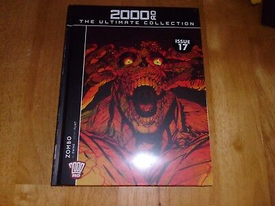 2000 AD The Ultimate Collection Issue 17  - ZOMBO NEW SEALED