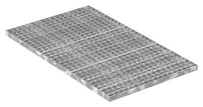 grating industrial rust 1000x600 mm 30/30 mm 30/2 mm Galvanized