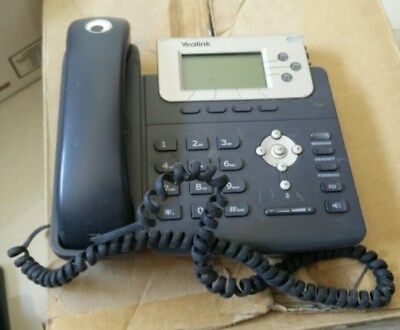 Yealink Enterprise IP Phone SIP-T22P VoiP 3-Line HD Voice
