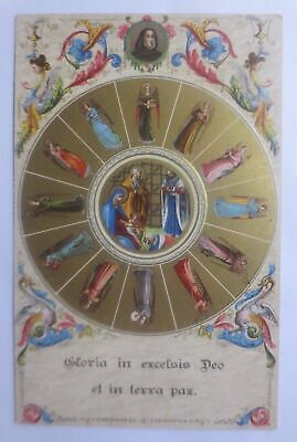 Natale, ANGELO, GLORIA IN EXCELSIS DEO 1910 (62321)
