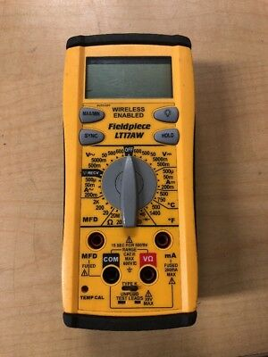 Fieldpiece LT17AW Wireless Enabled Electric Testing Meter Multimeter