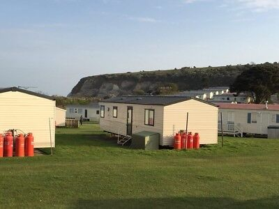 Static Caravan Hire Holiday Mobile Home Isle of Wight Sandhills Holiday Park